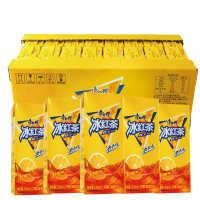 冰红茶250ml*24瓶纸盒装整箱夏日降暑柠檬茶饮品餐饮饮料