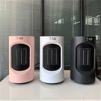 迷你暖风机桌面小太阳空调电取暖器家用办公小型新款暖炉热风机