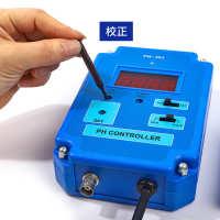 在线ph计水族馆数字式酸碱控制器游泳池控制器酸碱度计PHORP计