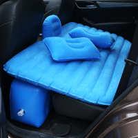 直销汽车车床车载充气床垫车内旅行分体植绒SUV床垫车内气垫床