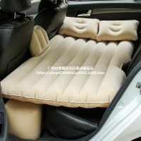 厂家直销直销汽车车床充气床垫汽车床垫汽车植绒充气床车载充
