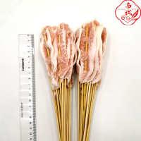 铁板大五花肉串铁板小串20串/把一箱2000串猪肉小鲜肉
