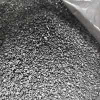 石油焦增碳剂:固定碳>98%、含硫<0.3%、灰份+挥发<2%,粒度0-5mm
