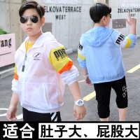男 瑕疵品 空调服男童衣薄款紫外线