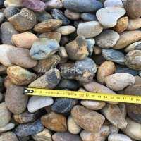 中国 粗砾 洗石鹅卵石河滩石造景