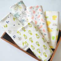 初生婴儿纯棉包布裹布单层新生儿抱被包巾宝宝全棉襁褓巾夏季薄款