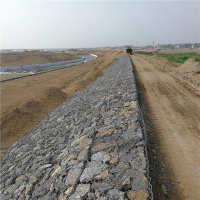 河道专用石笼网重型六角网电焊网片厂家直销