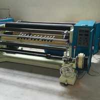 专业切膜机PVCOPP等全自动机用膜切割设备缠绕膜分切机源头产地