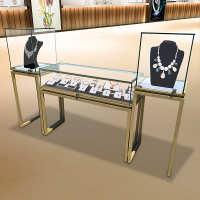 金属 现代简约 展柜柜台玉器奖章