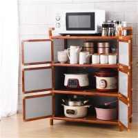 双门 送货至提货点 碗柜灶台木纹物柜柜