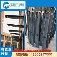 定制满焊铁/不锈钢雨棚钢梁支架牛腿H型钢结构玻璃幕墙点式爪件