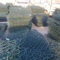 厂家直销涂塑石笼网篮球场围网镀锌电焊网
