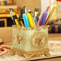 笔桶创意网红笔筒北欧ins风时尚学生桌面笔筒创意时尚精致高档