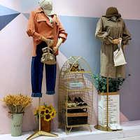 0ther 内衣模特 展示柜架置物架服装店半身