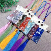 厂家直供端午节热卖饰品刺绣空袋香包香囊挂件工艺礼品装饰挂件