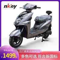 电动车战神电瓶车小型女士高速长跑60V72V踏板男新款电动摩托车