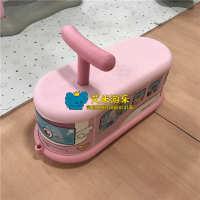 适用于塑胶玩具火车家用韩国静音小儿童扭扭车中性韩国踏行车溜溜