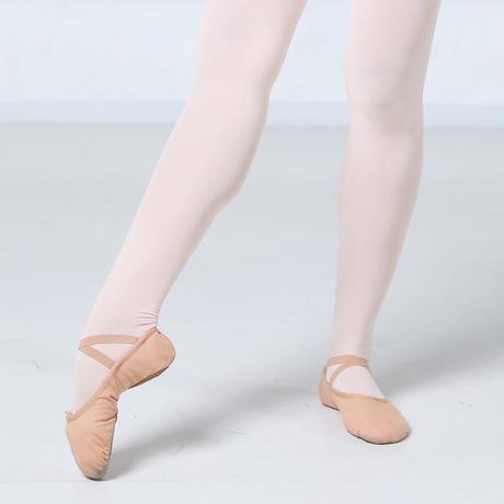 舞之恋舞蹈袜儿童芭蕾舞连裤袜白色女成人袜舞蹈丝袜黑丝练功大袜
