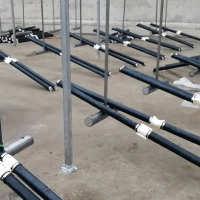 厂家直销管式曝气器曝气管污水处理设备制革废水处理设备