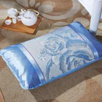 冰丝枕头套凉席空调夏凉枕套夏季新款冰凉学生枕套成人信封式枕巾