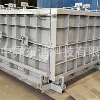 盖板电缆井模具混凝土预制构件模具水泥预制构件模具钢模