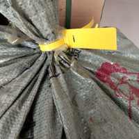 厂家批发一次性塑料封条物流集装箱电力货运塑料铅封标牌扎带锁扣