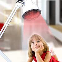 飞利浦红外线理疗灯烤电理疗家用仪医远红光小神灯烤灯多功能灯泡