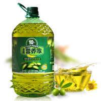 送200mL煎炒煮炸]云南特级初榨橄榄调和油5L食用压榨橄榄油植物油