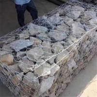 电焊石笼网厂家石笼网箱铅丝石笼防汛直销