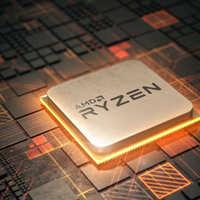 AMDCPU锐龙r73700x2700r53500x36002600R93900xr312003100散片CPU