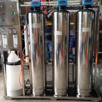 井水处理设备自动软化水设备除铁设备钠离子交换器