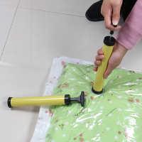 吸气泵手动真空压缩袋抽气泵压缩泵收纳袋专用抽气筒真空袋手泵
