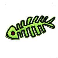厂家直销新款鱼骨绣花章仔批发学校标班徵团体Logo来图来样定制