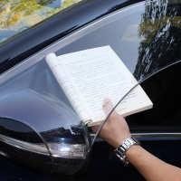 定制汽车晴雨挡新型雨眉车用加宽加厚反光镜后视镜车窗防雨眉