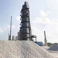 广西氧化钙粉铺路用生石灰粉生石灰石块电厂脱硫用生石灰