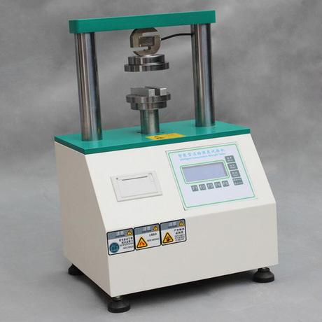 边压环压试验机粘合强度试验机纸板瓦楞压缩边压强度测试仪新品