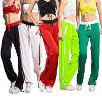 运动裤新款健身服女瑜伽服2020广场舞服装瑜伽裤运动休闲裤卫裤女