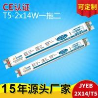 T5-2*14W一拖二电子镇流器环形管电子镇流器电子镇流器厂家直销