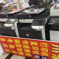 深圳光明彩色黑白复印机出租租赁