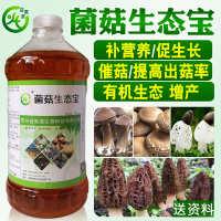 益富源菌菇生态宝羊肚菌营养液有机催香菇竹荪鸡枞姬松茸增产剂素