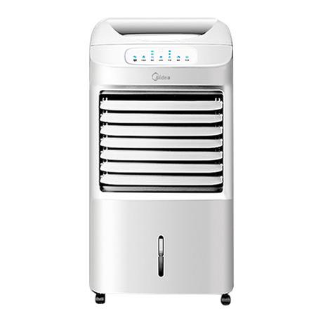 美的空调扇AD100-U冷暖两用家用制冷器空调冷风扇宿舍移动小空调