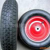 厂家供应橡胶轮胶粉轮小型机械轮子